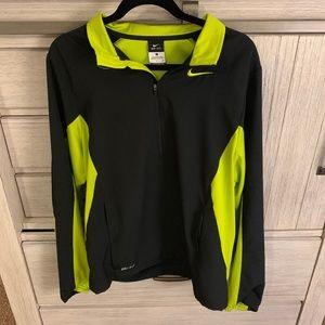 Nike Dri-Fit Quarter Zip Pullover Windbreaker